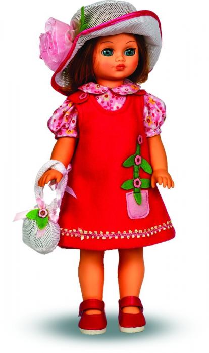 """Весна Кукла """"Лиза 12"""", 45 см (звук)"""