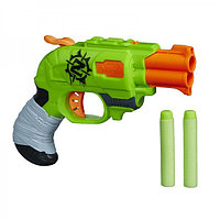 NERF Зомби Револьвер Двойная Атака, фото 1