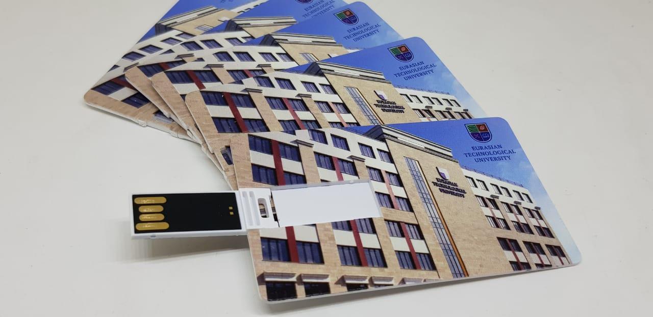 Флешки-визитки