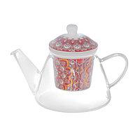 Чайник с фильтром «NEW MOROCCO» (красный).