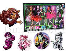 Набор кукол Monster Elves (5 кукол с аксессуарами)