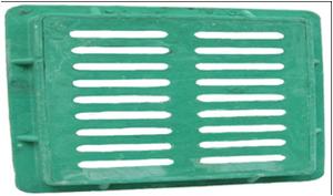 Дождеприемный люк полимерный канализационный