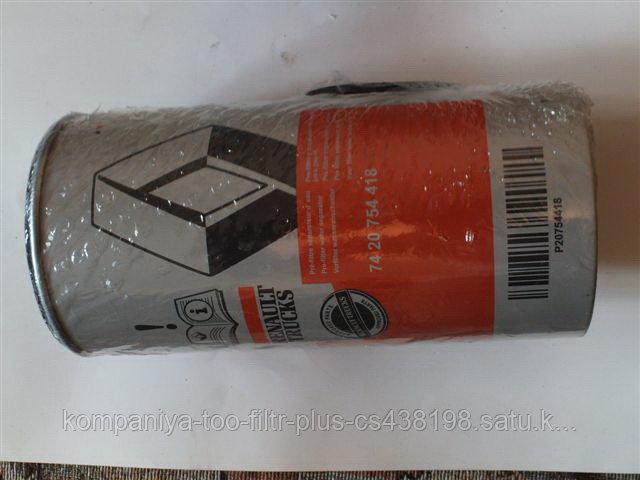 Фильтр топливный RENAULT 7420754418