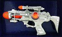 Space Defender Пистолет, Космическое оружие, Световые и звуковые эффекты YH3102-10, фото 1