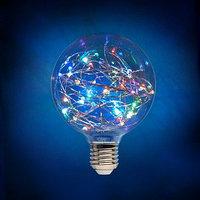 Лампа GLDEN-G95SW-1-230-E27-RGB