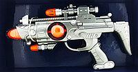 Space Defender Пистолет, Космическое оружие, Световые и звуковые эффекты YH3104-2