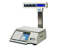 Электронные весы с печатью этикеток