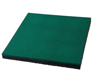 Резиновая плитка - фото 1