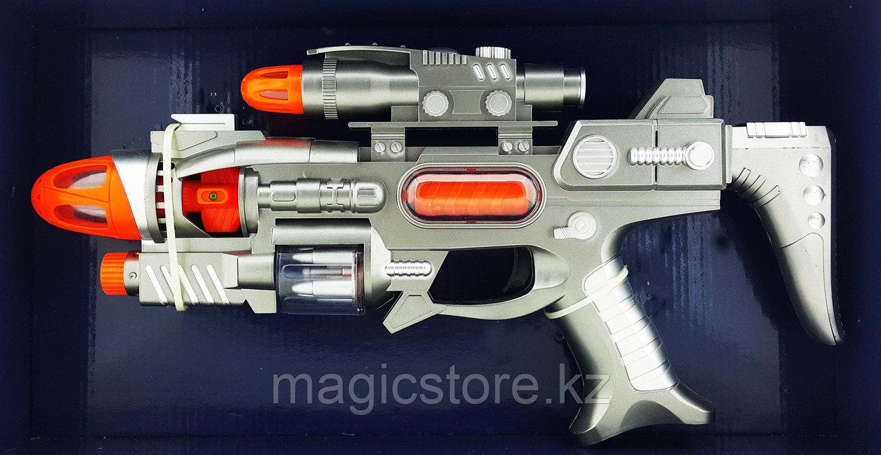 Space Defender Пистолет, Космическое оружие, Световые и звуковые эффекты YH3104-3 - фото 1