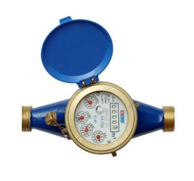 Счетчик для воды соединение муфтовое