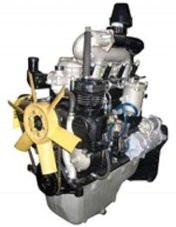 Двигатель Д-243-91 (МТЗ) стартерный