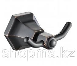 Крючок OUTE TG2301-2 чёрная бронза