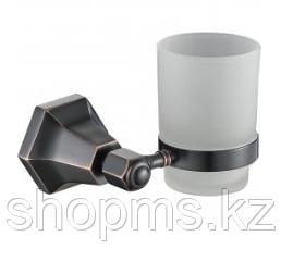 Подстаканник OUTE TG2302-1 чёрная бронза