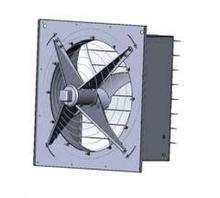 Вентиляторы осевые для животноводческих и птицеводческих помещений ВКО-П