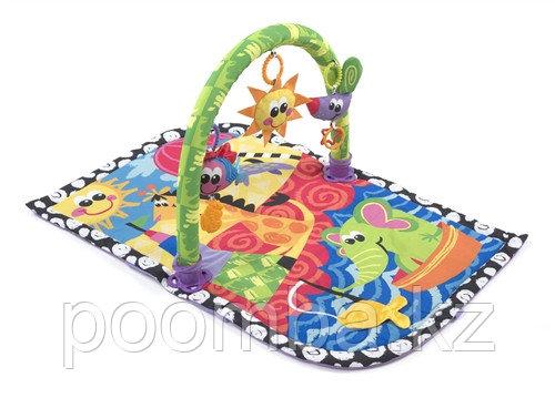 Развивающий коврик с дугами Playgro Веселый пляж