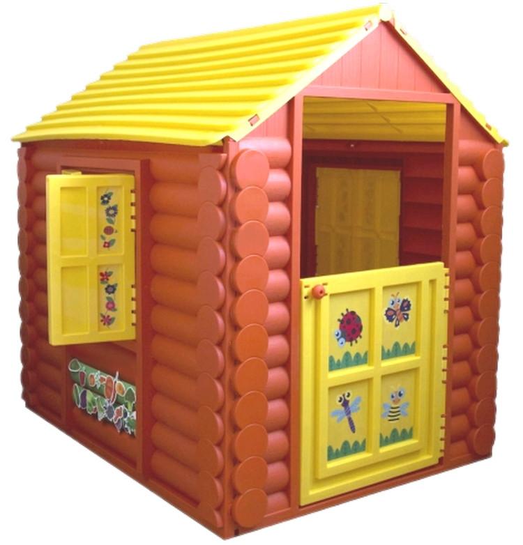 Игровой домик PalPlay Лесной домик Умные липучки