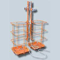 Устройство для выполнения работ на поддерживающих гирляндах воздушных линий электропередач ЛМ-150 330-1150 кВ
