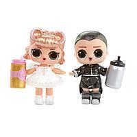 """Куклы Лол, Кукла (Жених и Невестка) LOL Surprise """"Кукла-сюрприз в шарике"""", L.O.L Surprise Bffs Limited Edition, фото 1"""