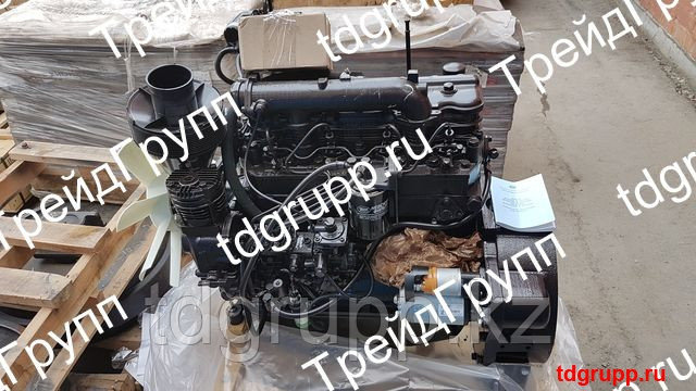 Двигатель Д-245.2S2-1943