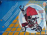 Детский трехколесный велосипед Lianjoy trike A22, фото 5