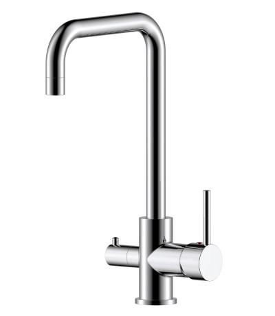 Смеситель д/кухни с каналом д/фильтра питьевой водой rossinka z35-29