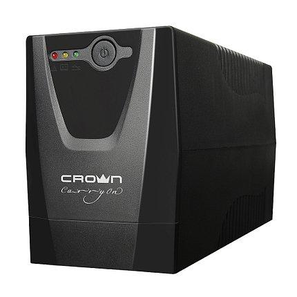 Источник бесперебойного питания UPS Crown-CMU-650X, фото 2