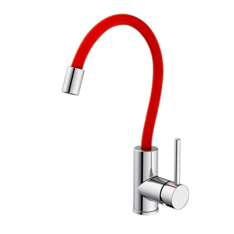 Смеситель д/кухни с гибким изливом iddis kitchen 360 k36sbjri05