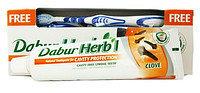 Зубная паста Dabur с экстрактом гвоздики