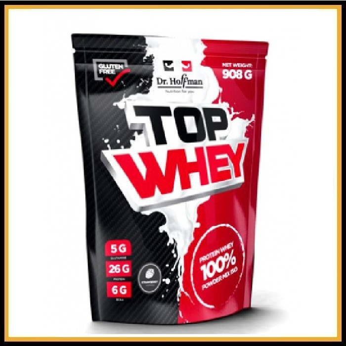 Dr.Hoffman Top Whey 908g Баунти