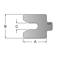 TMAS 75-020   Калиброванные пластины SKF