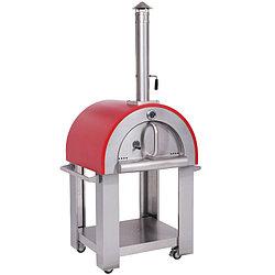 Дровяные печи Pizza Party печи на дровах для пиццы, хлеба, Италия