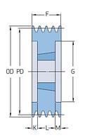 PHP 3-B56TB  шкиф SKF