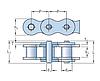 PHC 80-2C/L  соеденительные звенья SKF