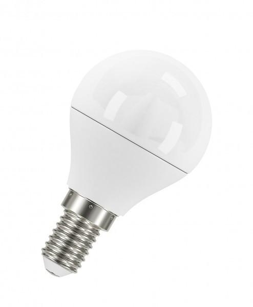 Лампа светодиодная 5,4 Вт 230V Е14 шарик матовый, тёплый белый
