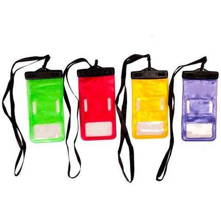 Чехол водонепроницаемый активный для смартфона и документов на шнурке, фото 2
