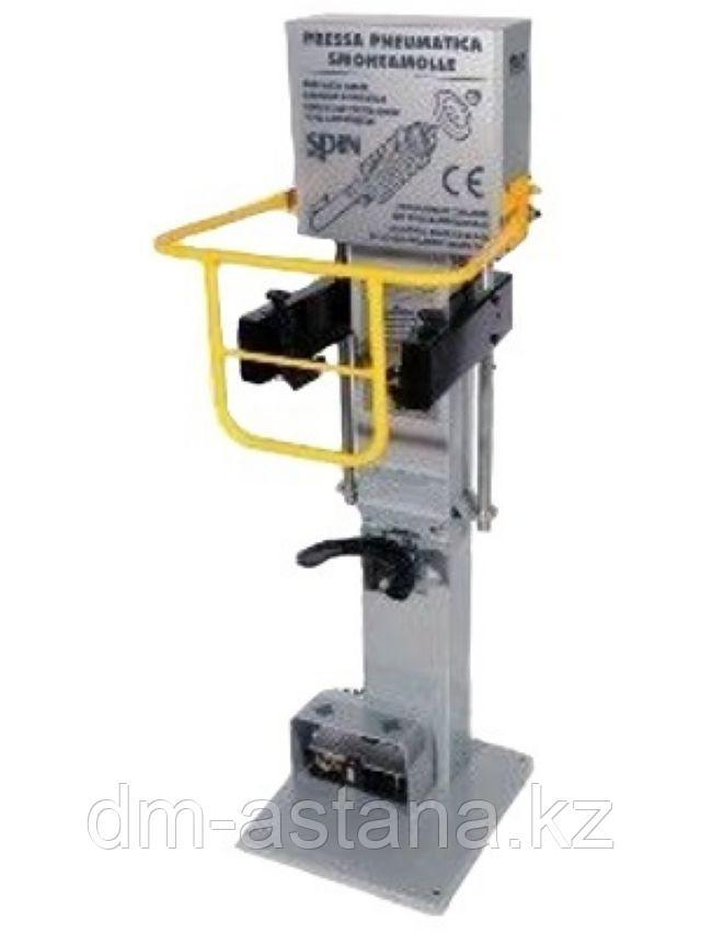 SS0010 KOMPACT3000 PRO - пресс для разборки стоек (стяжка пружин), SPIN (Италия)