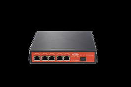 Коммутатор PoE Wi-Tek WI-PS306GF-UPS