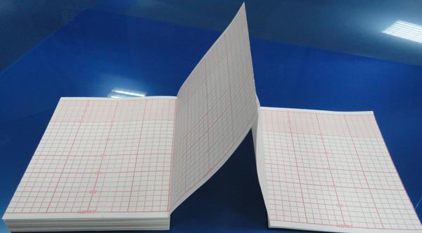 Лента диаграммная 210*140*300 ч/л М