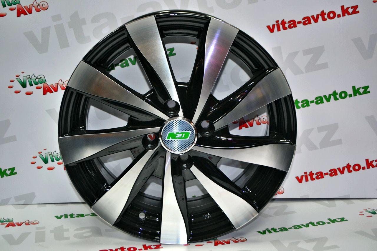 Диск колесный R15 титановый
