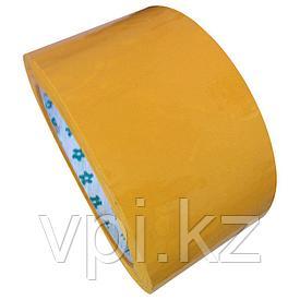 Скотч желтый  60мм*110м