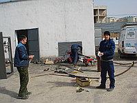 Поиск повреждения кабеля