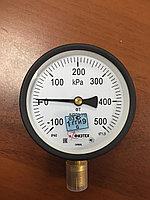Мановакуумметр МВПЗ-Уф-100...0...500