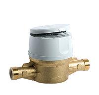 Счетчик холодной воды одноструйный Flodis Ду15 д/дистанционного съема показателей й (без радиомодуля)
