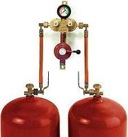 Газобалонная установка из 2 баллонов GOK (автоматическая)