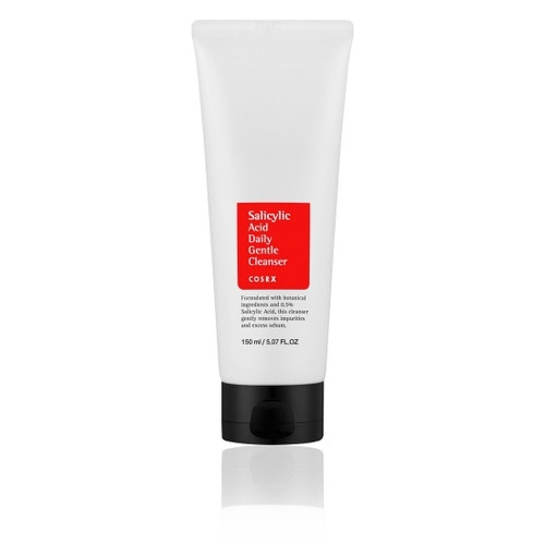 COSRX Salicylic Acid Daily Gentle Cleanser Ежедневная Очищающая Пенка с Салициловой Кислотой 150мл.