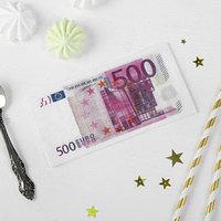 Носовые платки бумажные '500 евро'