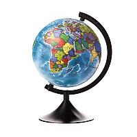 Глобус политический   d 21см. Глобусный мир # 10022