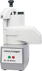 Овощерезка Robot Coupe CL 30 BISTRO, без набора дисков (320х304х590мм, 0,5 кВт., 500 об/м, 80 кг/ч)
