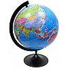 Глобус политический  d 32см. Глобен с пластиковой подставкой # 013200225
