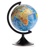 Глобус физический  d 21см. Глобен # 012100176